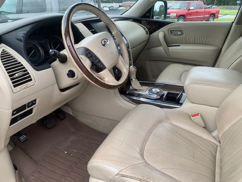 INFINITI QX80 2014 price $12,900