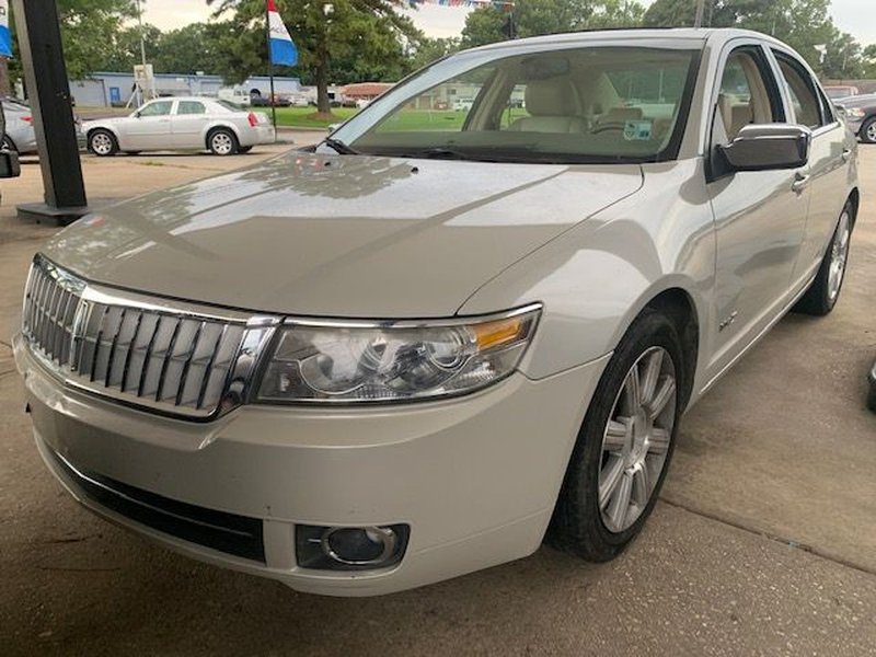 Lincoln MKZ 2008 price $5,370