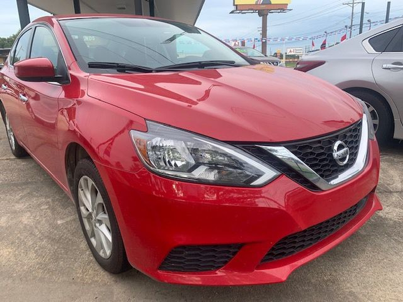 Nissan Sentra 2018 price $11,870