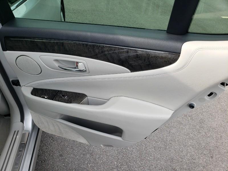 Lexus LS 460 2008 price $16,500