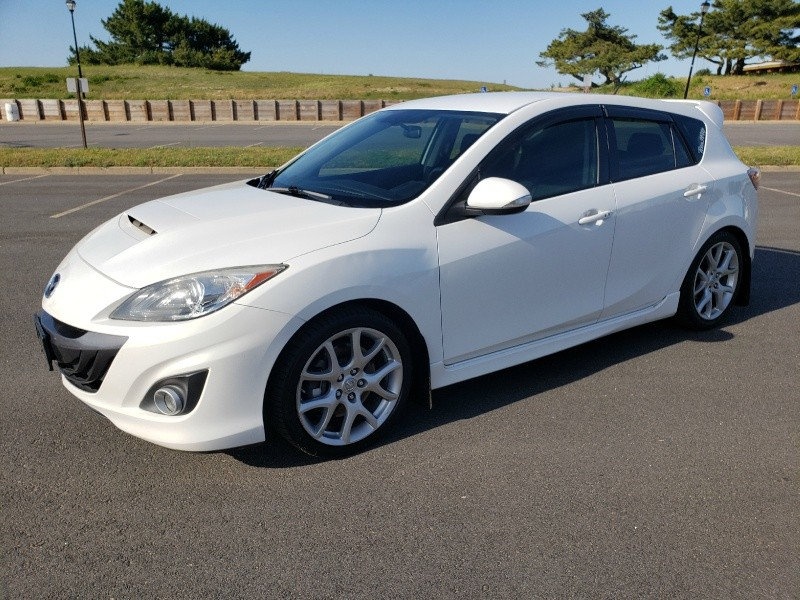 Mazda Mazda3 2012 price $12,500