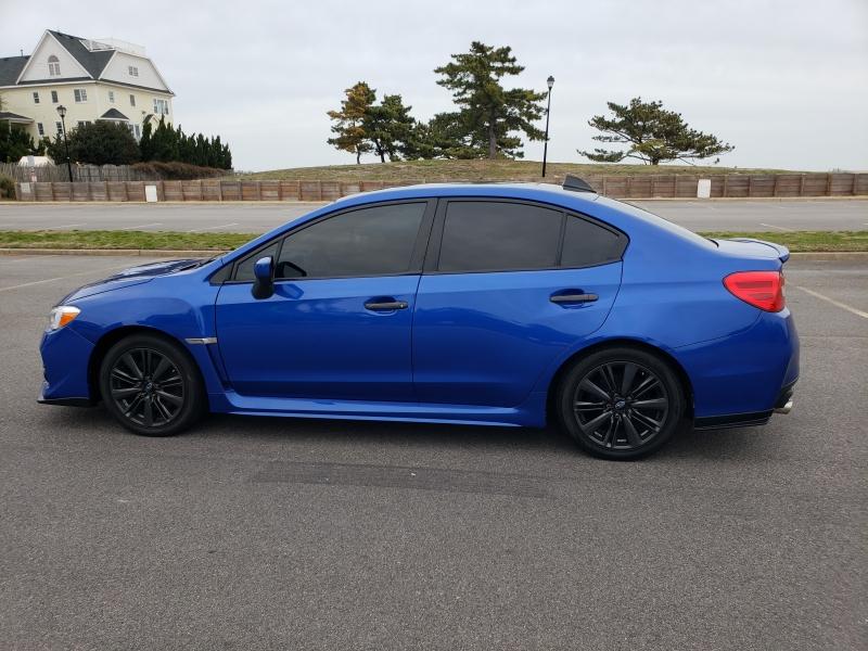Subaru WRX 2015 price $17,950