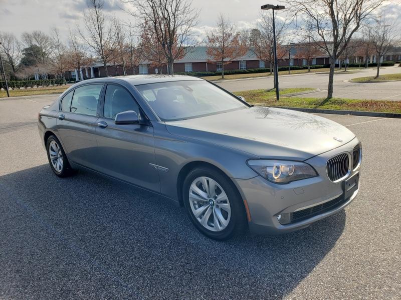 BMW 7-Series 2011 price $16,500