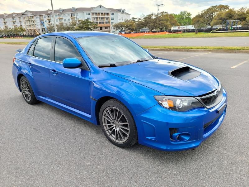 Subaru Impreza Sedan WRX 2011 price $14,500