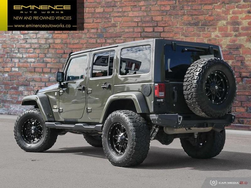 Jeep Wrangler Unlimited 2015 price $29,888