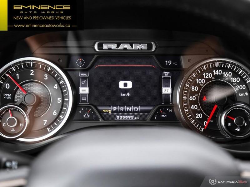 RAM 1500 2019 price $52,999