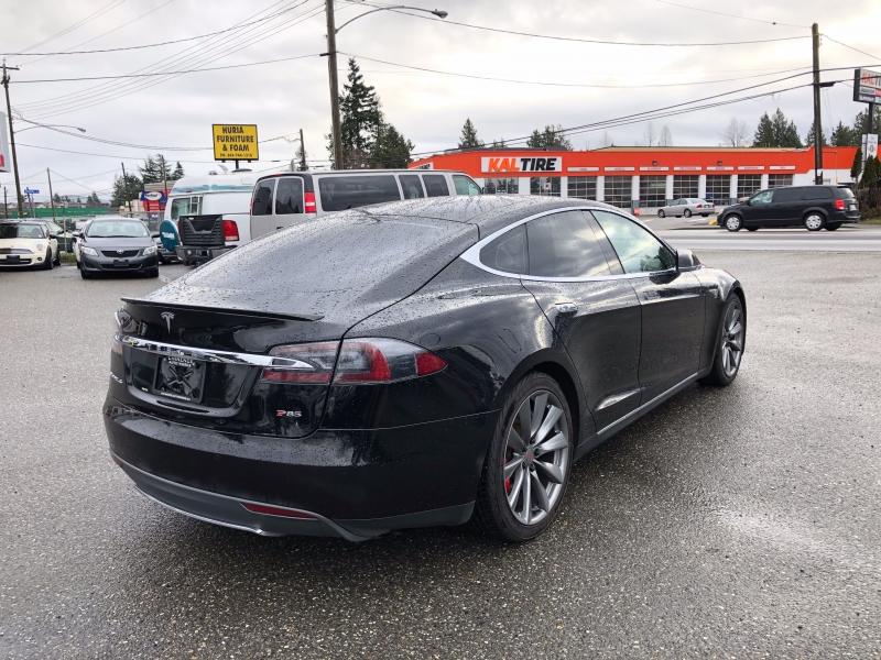 Tesla Model S 2014 price $54,999