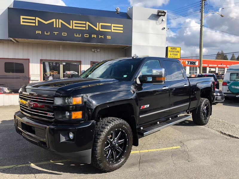 Chevrolet Silverado 2500HD 2016 price $39,999