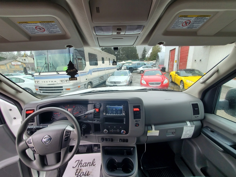 Nissan NV Cargo 2017 price $29,888