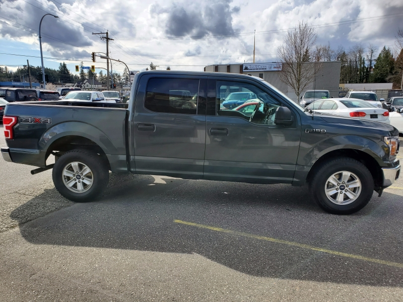 Ford F-150 2018 price $26,999