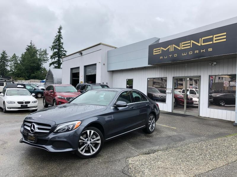 Mercedes-Benz C-Class 2016 price $29,999