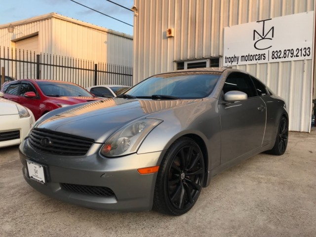 2004 Infiniti G35 Coupe Low Miles Great Condition Runs Great On Sale