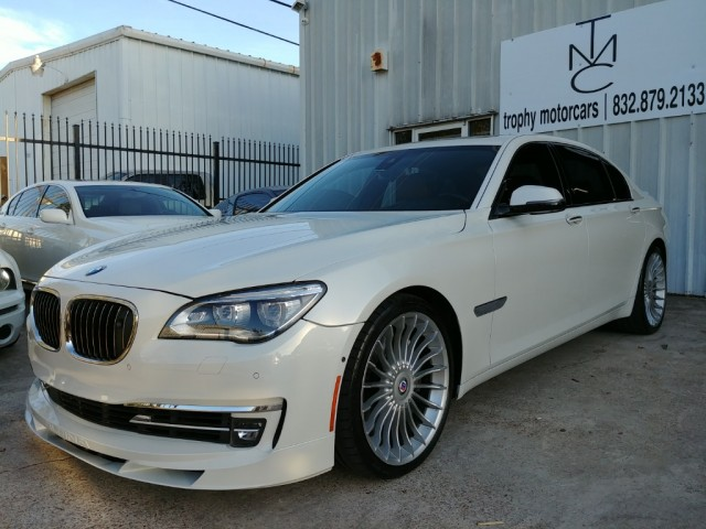 BMW Series B Alpina Low Miles Super Loaded Beautiful Color - Bmw 7 alpina for sale