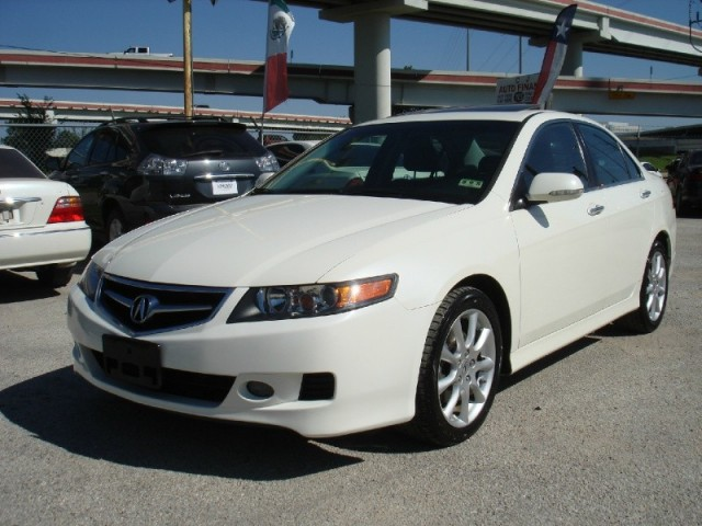 2007 acura tsx one owner carfax cert super clean on sale