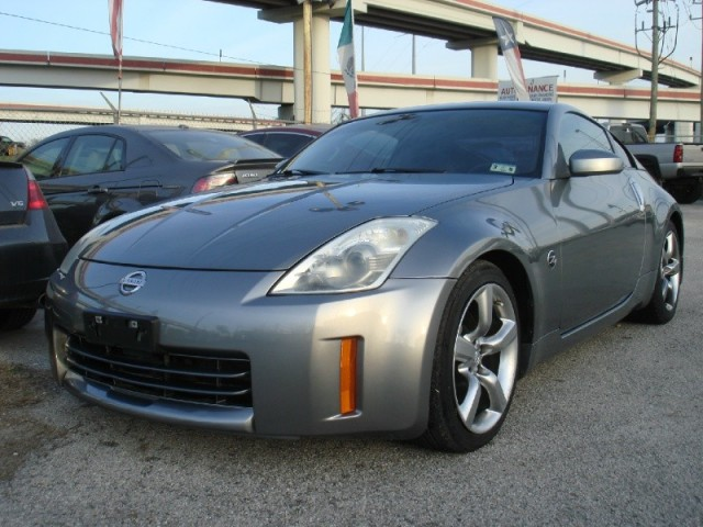 2006 Nissan 350Z COUPE AUTOMATIC LOW MILES SUPER CLEAN CARFAX ON ...