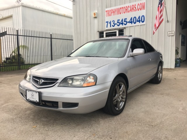 2003 acura cl 3 2l type s 6 speed super rare low miles loaded rh trophymotorcars com Acura TL Manual Transmission Acura TL 6-Speed Manual