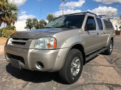 Nissan Frontier 4WD 2004