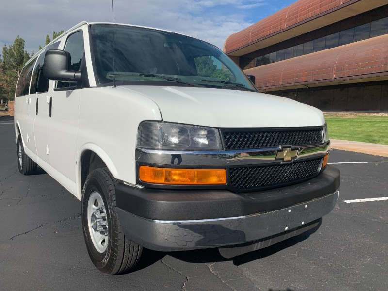 Chevrolet Express Passenger 2010 price $14,900