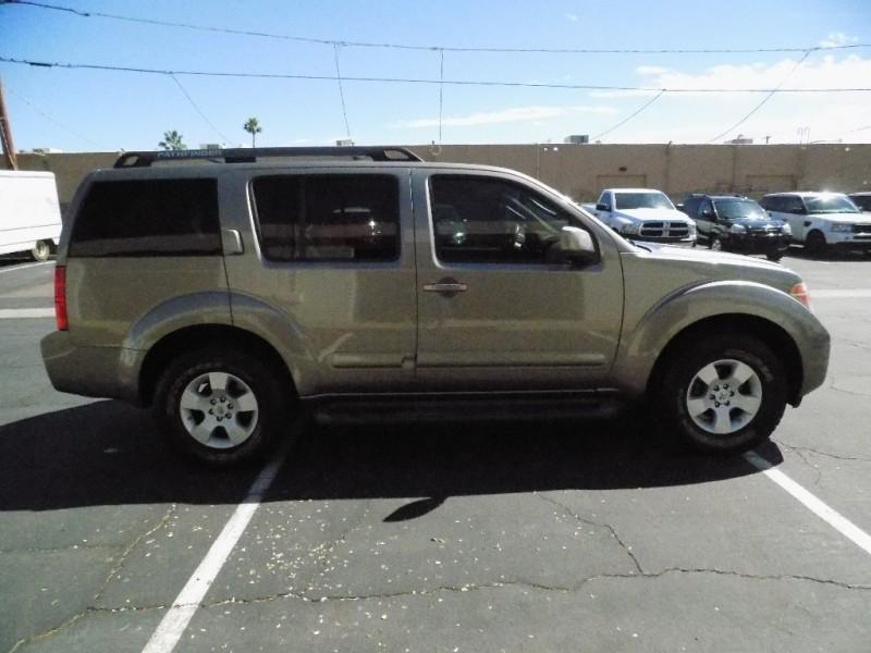 Nissan Pathfinder 2006 price $6,000
