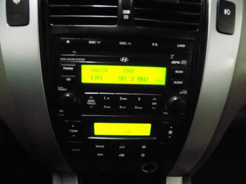 Hyundai Tucson 2007 price $4,500