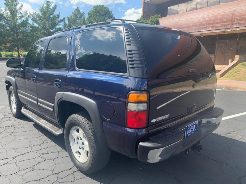 Chevrolet Tahoe 2006 price $4,299
