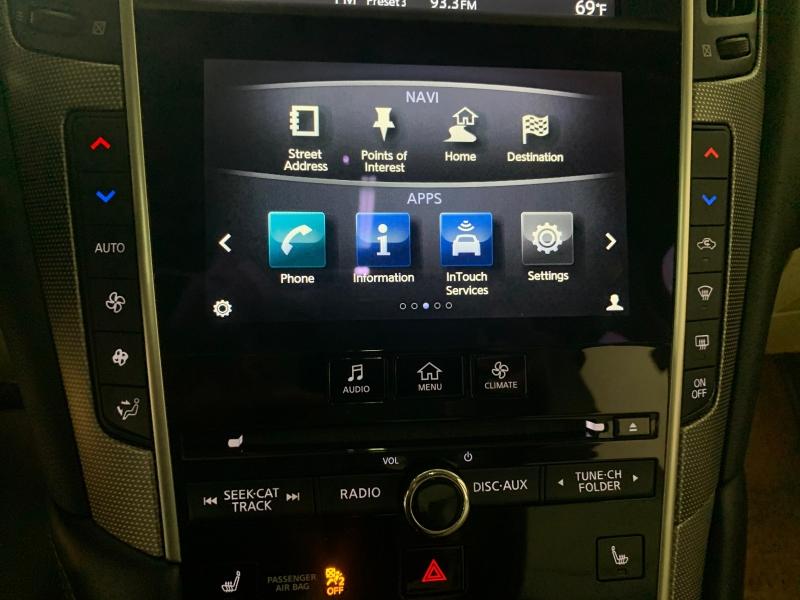 Infiniti Q50 2016 price $17,899