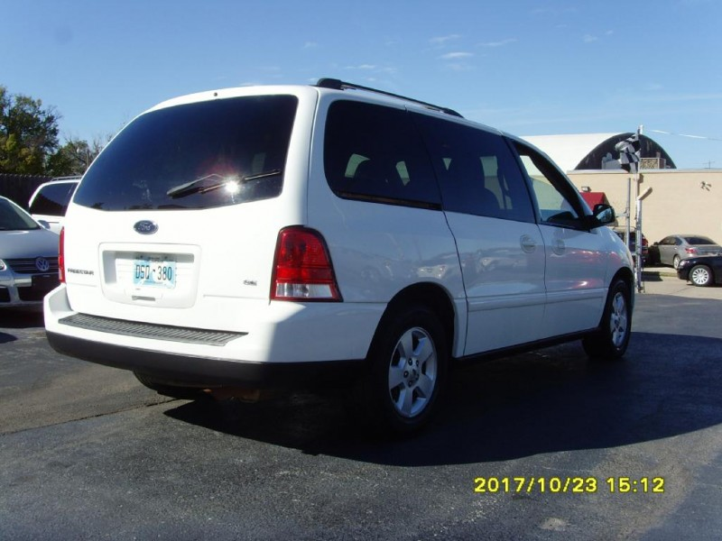 2006 Ford Freestar Wagon 4dr SE