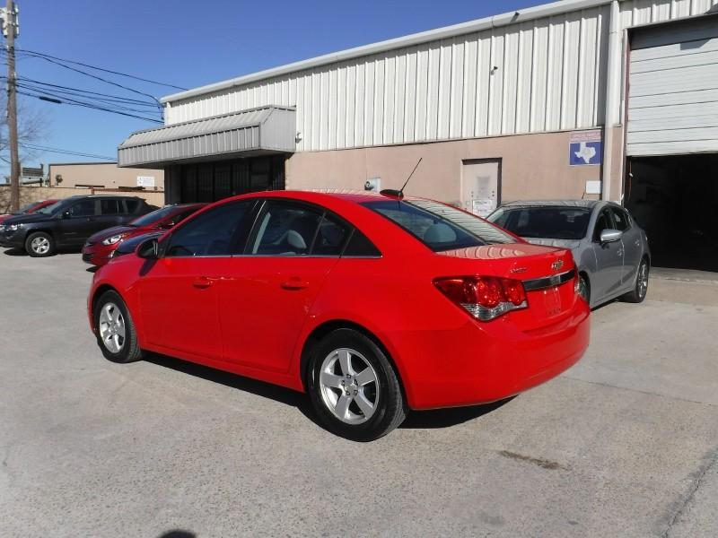Chevrolet Cruze Limited 2016 price $8,999