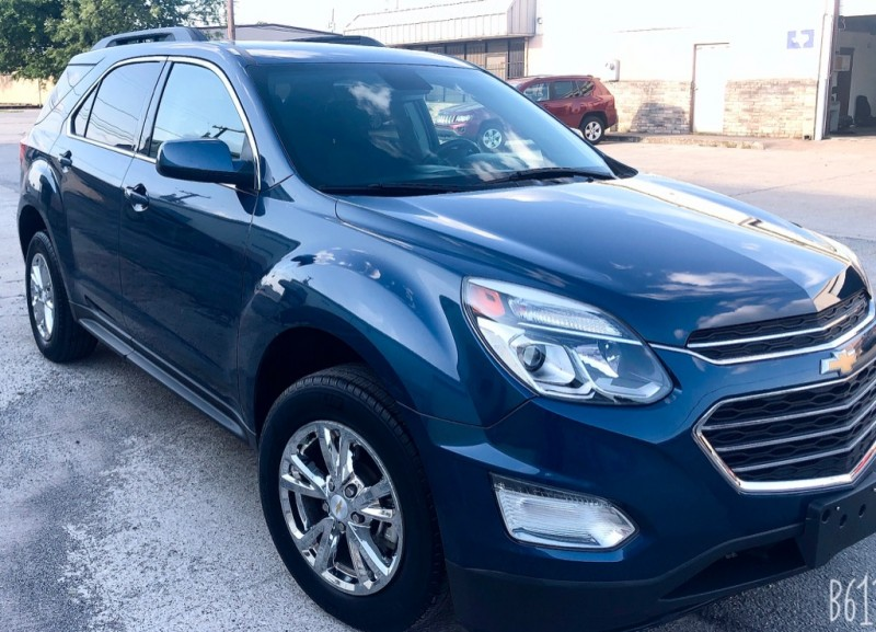 Chevrolet Equinox 2016 price $11,999