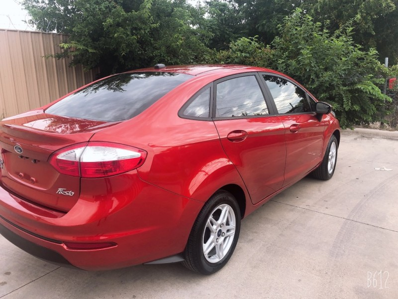 Ford Fiesta 2018 price $8,499