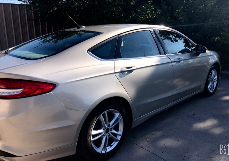 Ford Fusion 2018 price $12,999