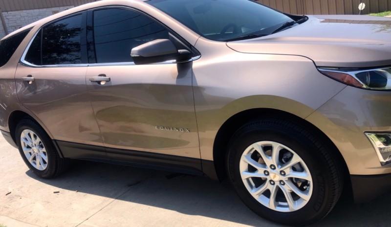 Chevrolet Equinox 2018 price $15,499