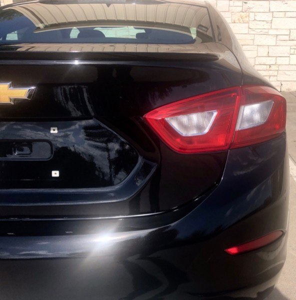 Chevrolet Cruze 2018 price $11,999
