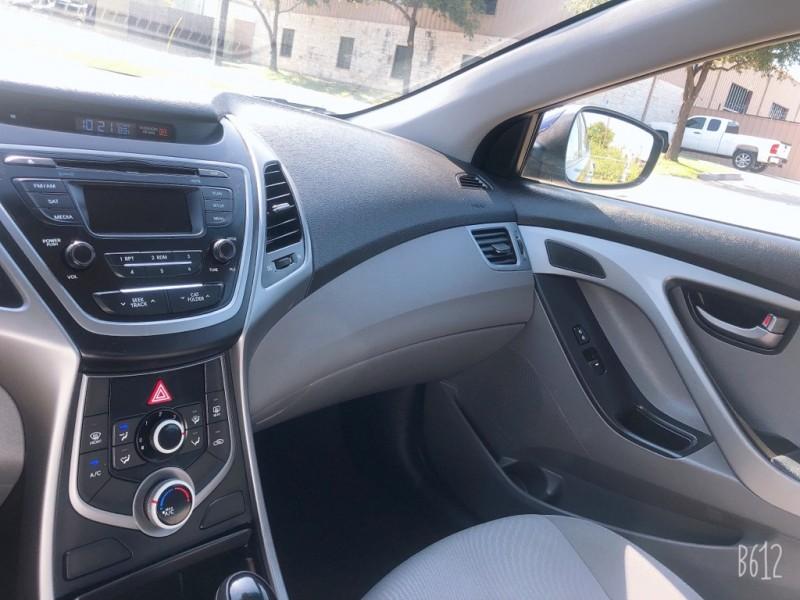 Hyundai Elantra 2014 price $7,999