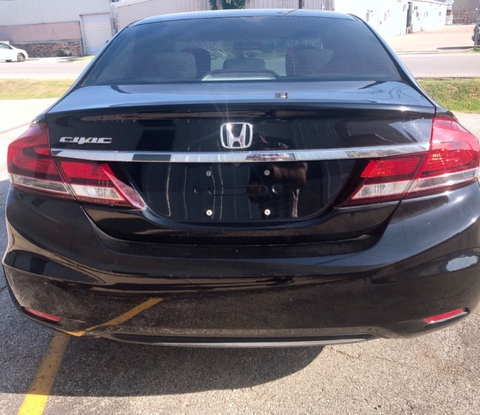 Honda Civic Sedan 2014 price $9,999
