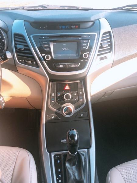 Hyundai Elantra 2015 price $9,499