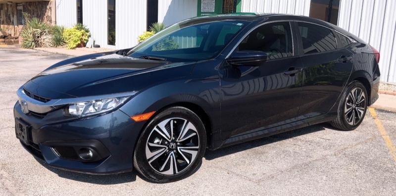 Honda Civic Sedan 2017 price $14,499