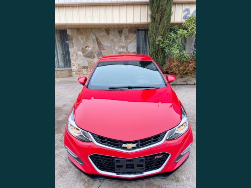 Chevrolet Cruze 2018 price $12,499
