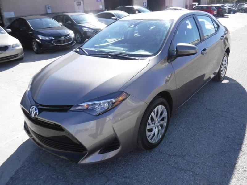 Toyota Corolla 2019 price $13,999
