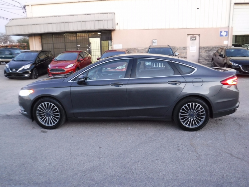 Ford Fusion 2017 price $13,999