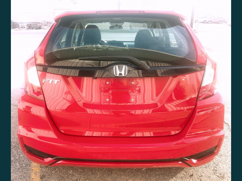 Honda Fit 2018 price $11,999