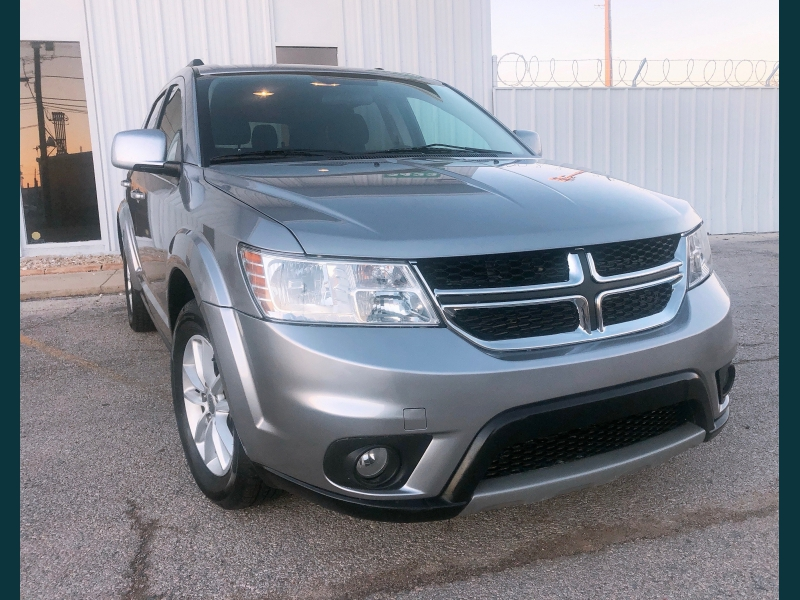 Dodge Journey 2017 price $9,999