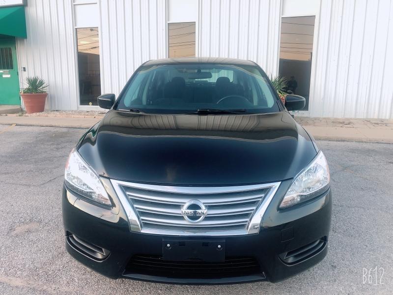 Nissan Sentra 2015 price $6,599