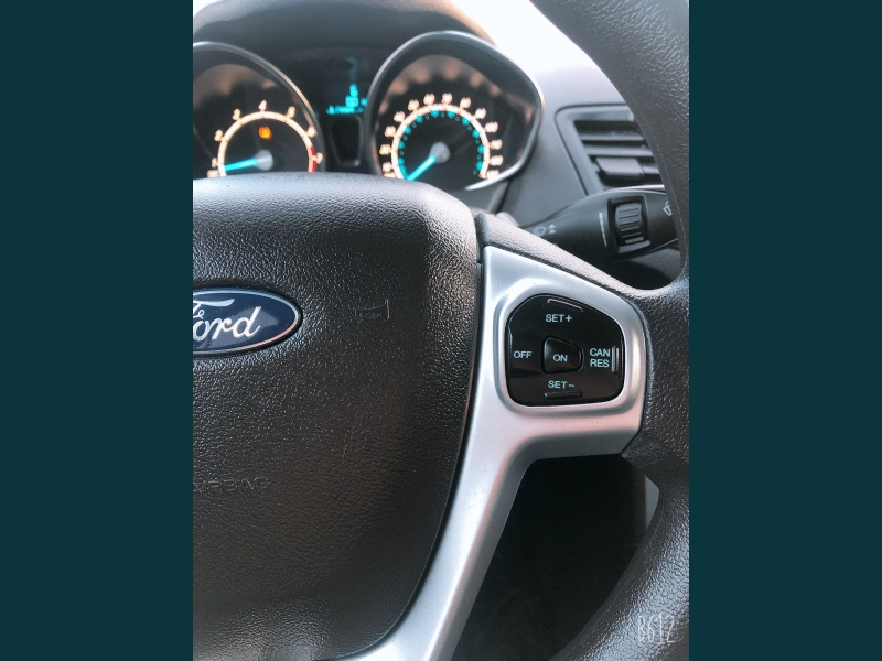 Ford Fiesta 2018 price $7,999