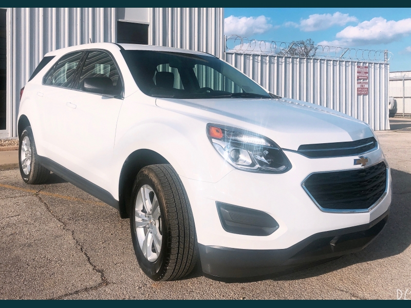 Chevrolet Equinox 2016 price $12,499