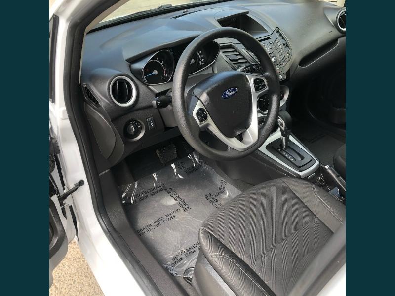 Ford Fiesta 2019 price $9,499