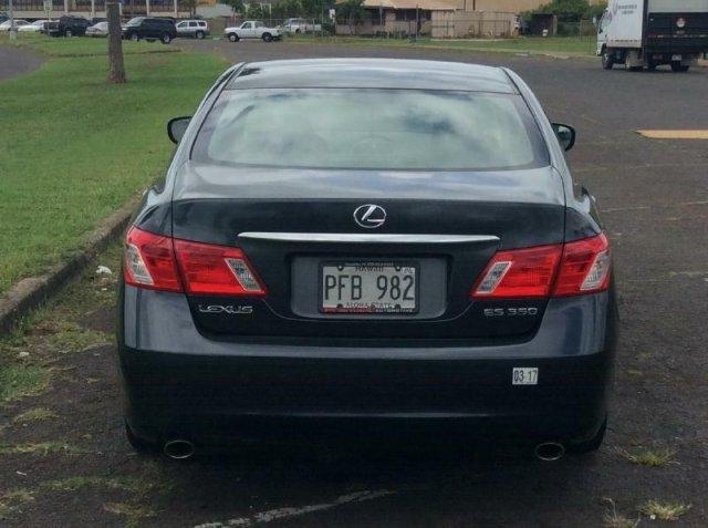 Lexus ES 350 2007 price $7,096