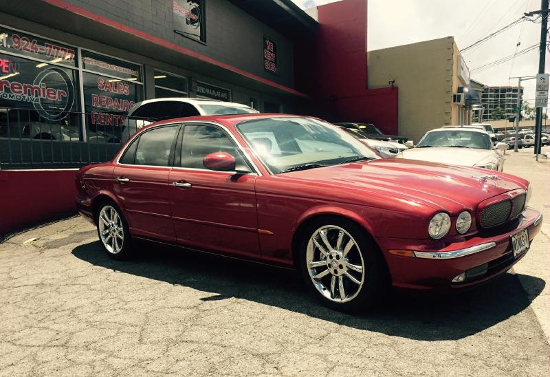 JAGUAR XJR 2005 price $7,899