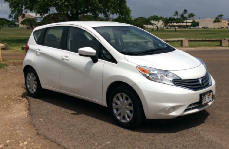 NISSAN VERSA NOTE 2015 price $9,999