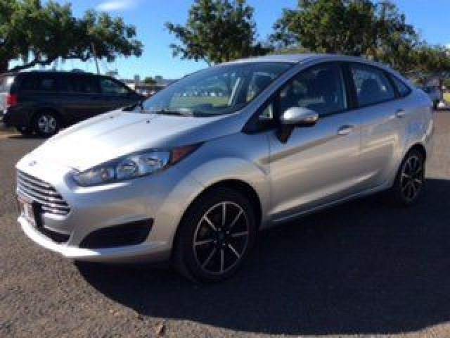 Ford Fiesta 2016 price $10,126